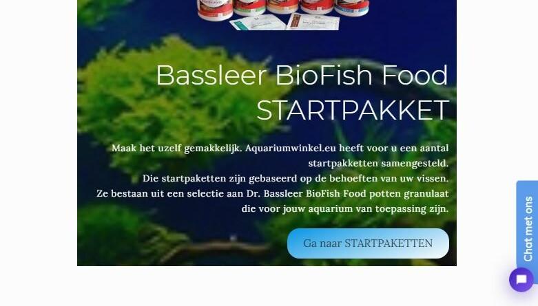 aquarium online kopen webshop